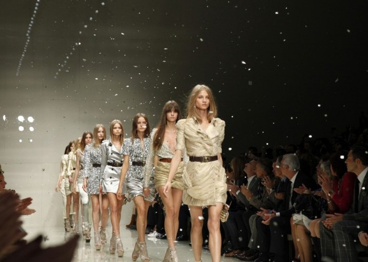Burberry Spring 2010 Collection
