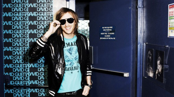 David Guetta, photo by Ellen Von Unwerth