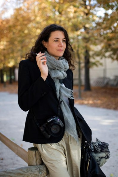 Garance Doré Fashion Blogger