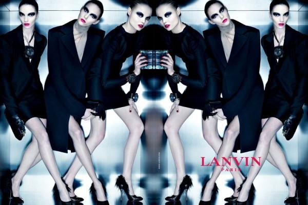 Lanvin Fall 2010 Campaign