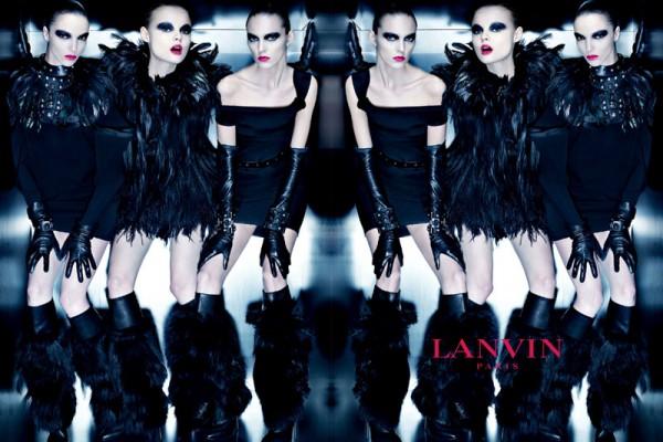 Lanvin Fall 2010 Campaign 2
