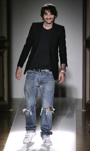 Christophe Decarnin-Balmain Designer