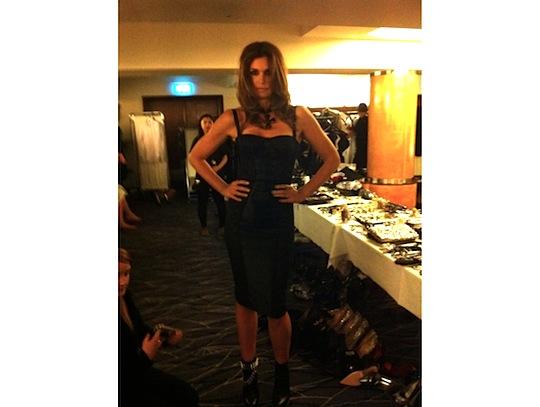 Cindy Crawford - Dolce & Gabbana