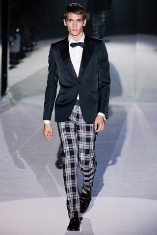 Gucci Menswear Spring 2012