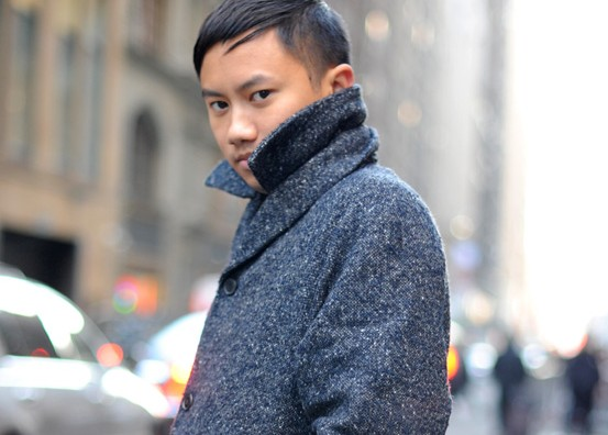 tommy Ton World's top blogger