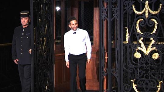 Marc Jacobs Fall 2011 FInale Louis Vuitton