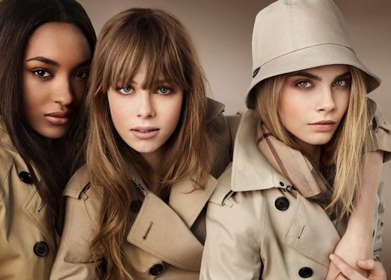 Burberry Beauty 2012 Campaign