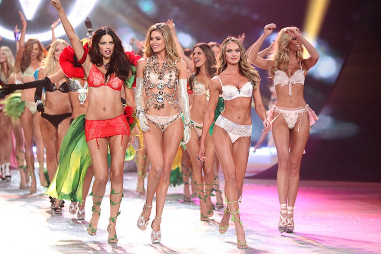 38cec581b2 Victoria s Secret 2012 Top Model Photos