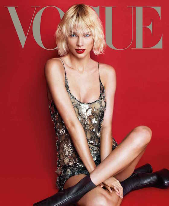 Taylor Swift Covers Vogue USA May 2016