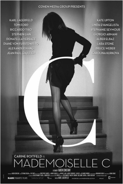 Mademoiselle C Documentary Poster