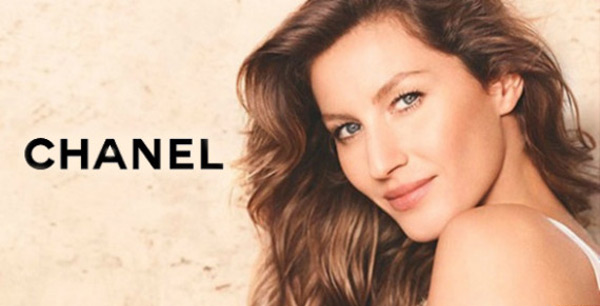 Gisele Bundchen for Chanel Les Beiges