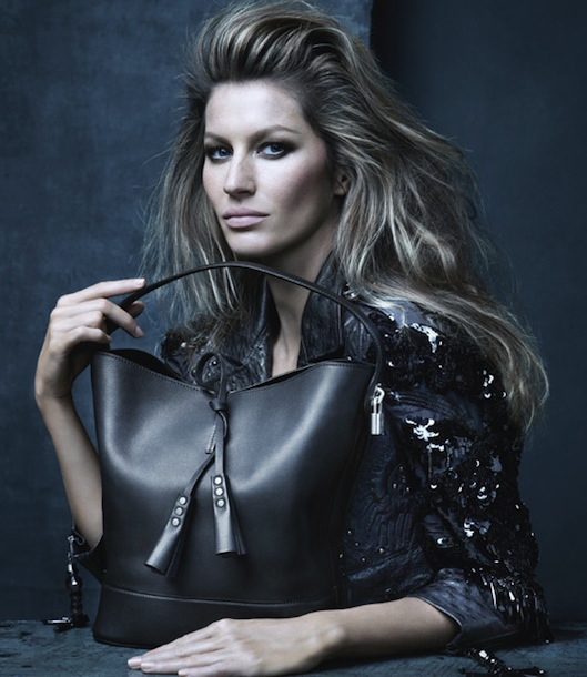 Gisele Bundchen, Louis Vuitton Spring 2014