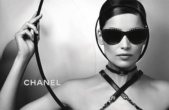Chanel Spring 2013 Eyewear by Karl Lagerfeld