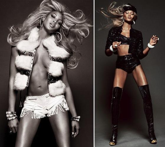 Naomi Campbell, Vogue Brazil, May 2013