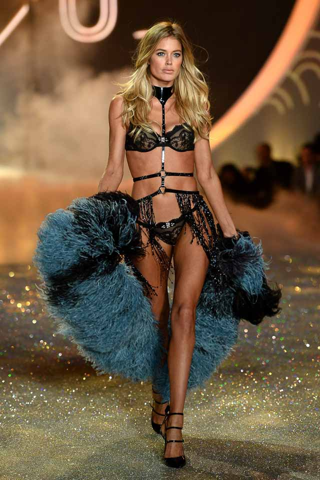 Doutzen Kroes, Victoria's Secret 2013 Fashion Show