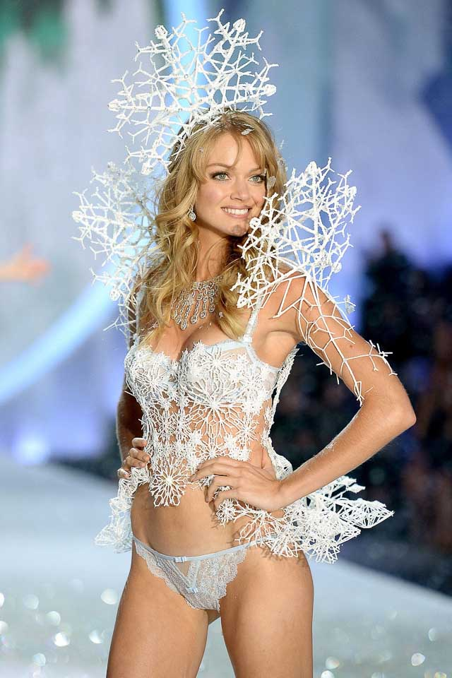 Lindsay Ellingson, Victoria's Secret 2013 Fashion Show