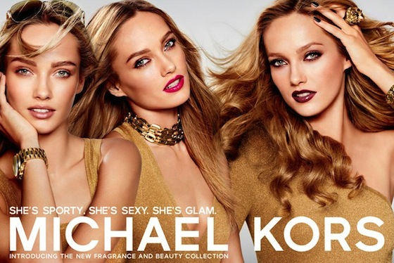 Michael Kors Beauty Launches August '13