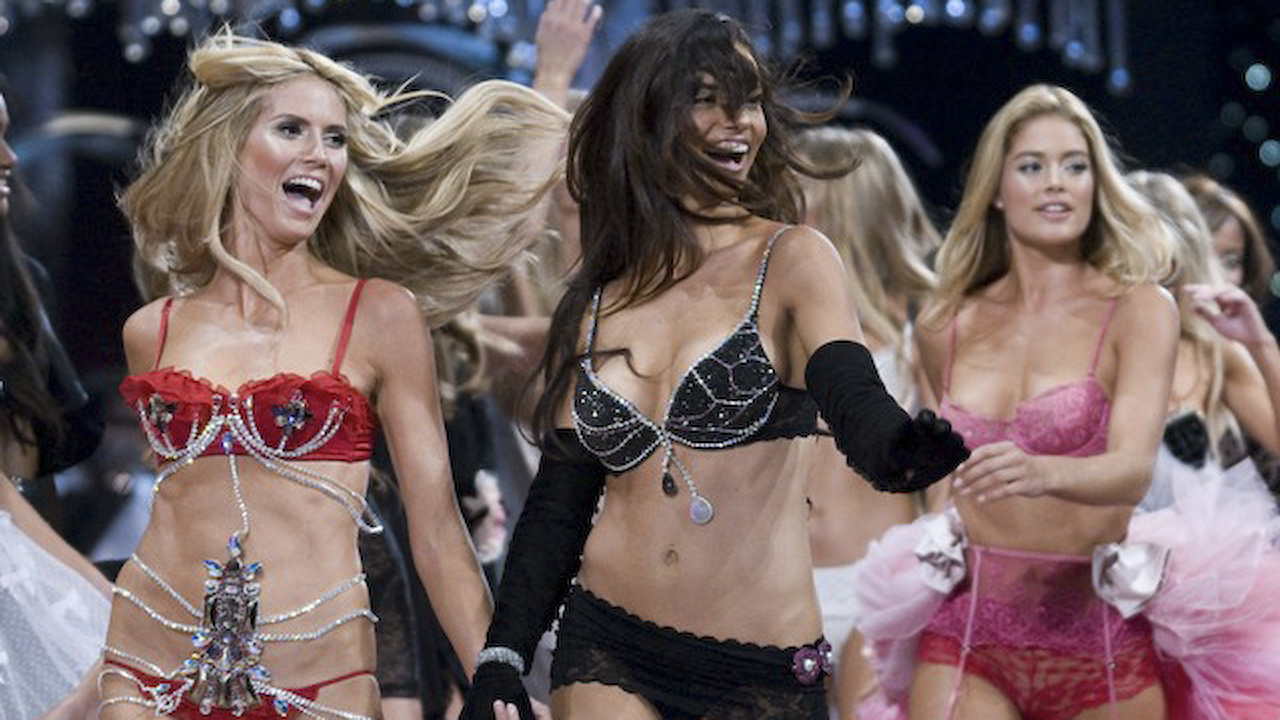 The Victoria's Secret Fashion